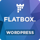 FlatBox - Flat Multipurpose WordPress Theme