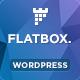 FlatBox - Flat Multipurpose WordPress Theme - ThemeForest Item for Sale