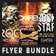 Rock Music Flyer Bundle - GraphicRiver Item for Sale