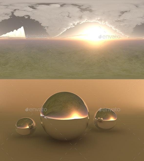 Sunrise - 3DOcean Item for Sale