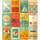 Flat Travel Posters Set - GraphicRiver Item for Sale