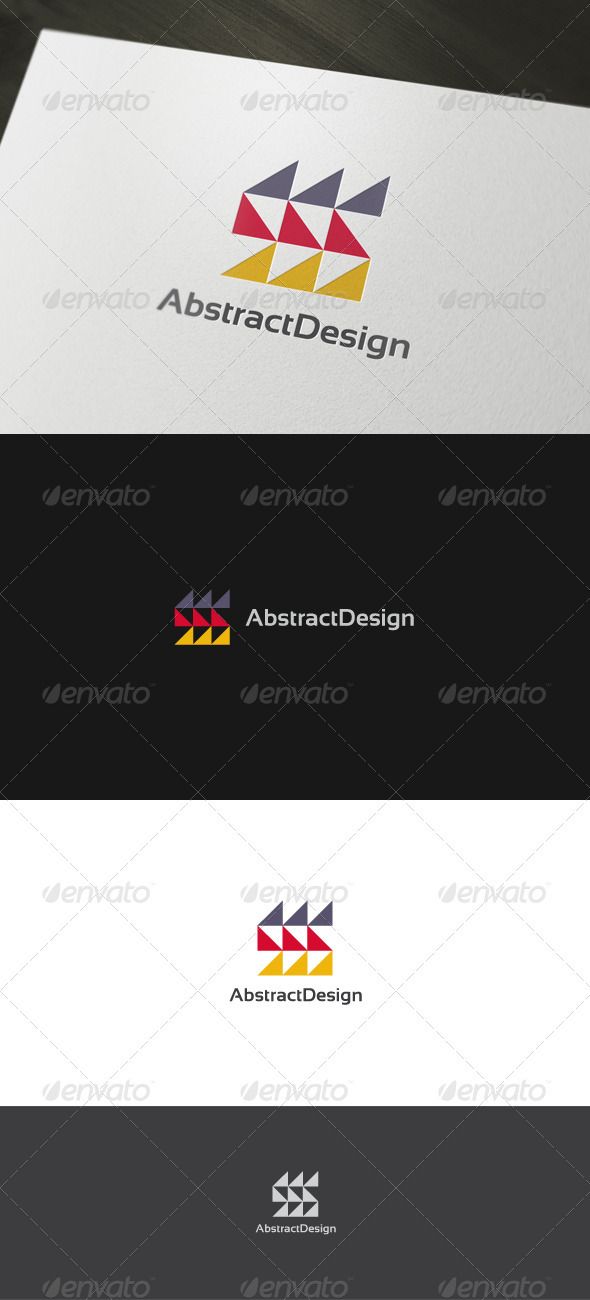 Abstract Design - Abstract Logo Templates
