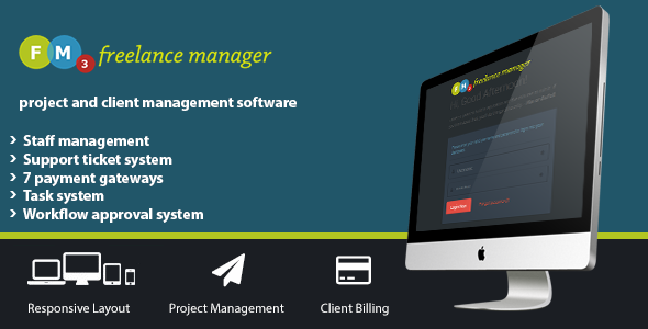 Freelance Manager - CodeCanyon Item for Sale