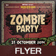 Halloween V2 Flyer - GraphicRiver Item for Sale