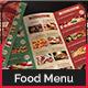 Restaurant Menu Pack 2 - GraphicRiver Item for Sale