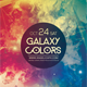 Galaxy Colors Flyer Template - GraphicRiver Item for Sale