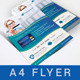 A4 Flyer for Debit Card or Credit Card Seller - GraphicRiver Item for Sale