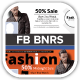 Men Fashion Style Clothing FB Covers - GraphicRiver Item for Sale