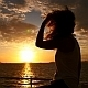 Impressive Sunset ftom the Ship - VideoHive Item for Sale