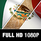 Mexico Flag Motion Loop - VideoHive Item for Sale