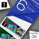 Facebook Timeline Cover V6 - GraphicRiver Item for Sale