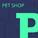 Pet Shop - Flat PSD Theme  Nulled