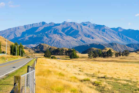Picturesque landscape - Stock Photo - Images