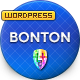BONTON - Retina Ready Responsive WordPress Theme Nulled