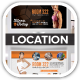 Fitness First Today Health Location Boards - GraphicRiver Item for Sale