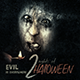 Halloween Movie Poster - GraphicRiver Item for Sale