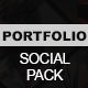 Portfolio Social Covers Bundle - GraphicRiver Item for Sale
