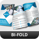 Creative Corporate Bi-Fold Brochure Vol 26 - GraphicRiver Item for Sale