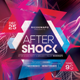After Shock Flyer Template - GraphicRiver Item for Sale
