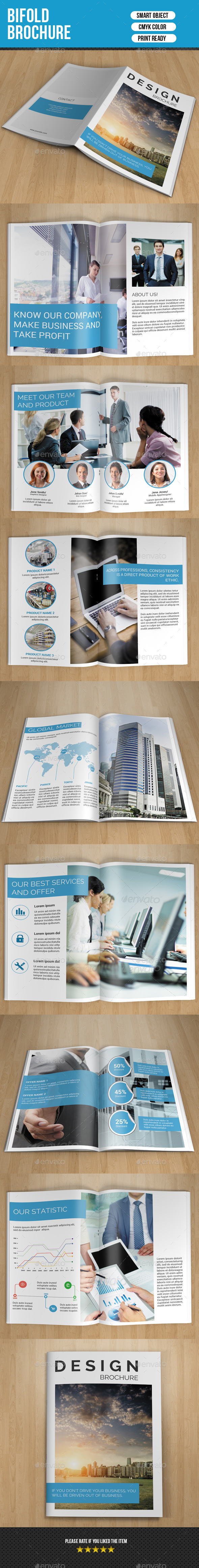 Bifold Business Brochure-V134 - Corporate Brochures
