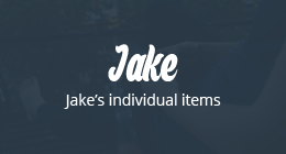 Jakes Items