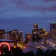 Denver Night Skyline  - VideoHive Item for Sale