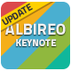 Albireo Keynote Template - GraphicRiver Item for Sale