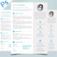 The SMASHING RESUME Set - GraphicRiver Item for Sale