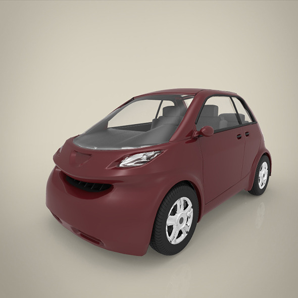 Concept car - 3DOcean Item for Sale