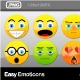 Easy Emoticons - GraphicRiver Item for Sale