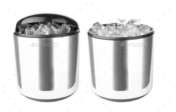 Handheld refrigerator - Stock Photo - Images