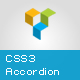 Visual Composer Add-on - CSS3 Accordion
