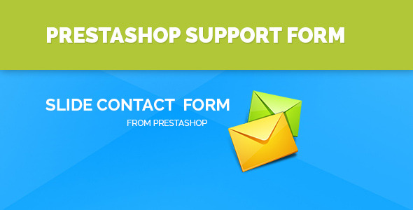 Feedback Contact form for Prestashop - CodeCanyon Item for Sale