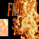 Fire Down To Top - VideoHive Item for Sale