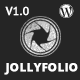 Jollyfolio - Creative Responsive WordPress Theme - ThemeForest Item for Sale