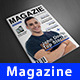A4 Magazine Template Vol 6 - GraphicRiver Item for Sale