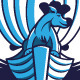 Pirate Dog Pet Shop Logo