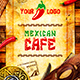 Mexican Menu Template vol.1 - GraphicRiver Item for Sale