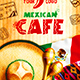 Mexican Menu Template vol.2 - GraphicRiver Item for Sale
