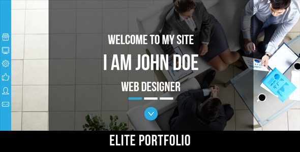 Elite Portfolio - Creative Muse Template - Creative Muse Templates