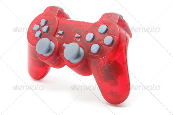 Gamepad - Stock Photo - Images