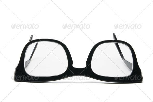 Eye Glasses - Stock Photo - Images