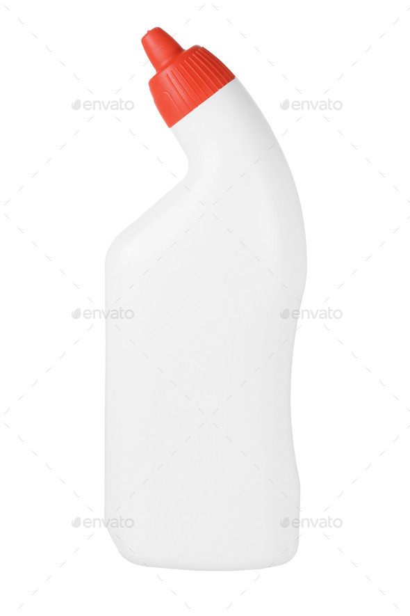 Toilet Cleaner - Stock Photo - Images