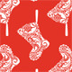 Seamless Christmas pattern. - GraphicRiver Item for Sale