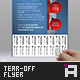Tear-Off Flyer - Vol.2 - Languages - GraphicRiver Item for Sale