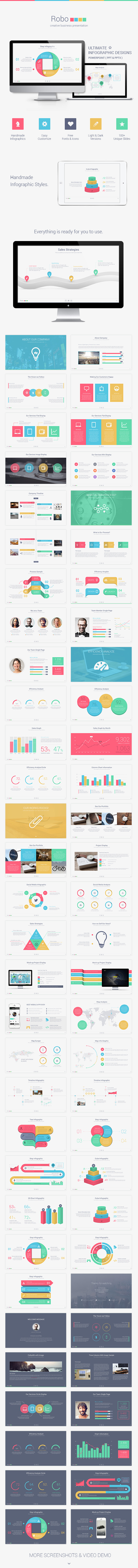 Robo powerpoint presentation template by vigitalart graphicriver robo powerpoint presentation template business powerpoint templates toneelgroepblik Image collections