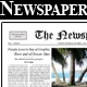 The Newspaper - frontpage - GraphicRiver Item for Sale