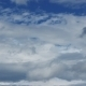Clouds And Blue Sky - VideoHive Item for Sale