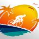 Fun Bike - GraphicRiver Item for Sale