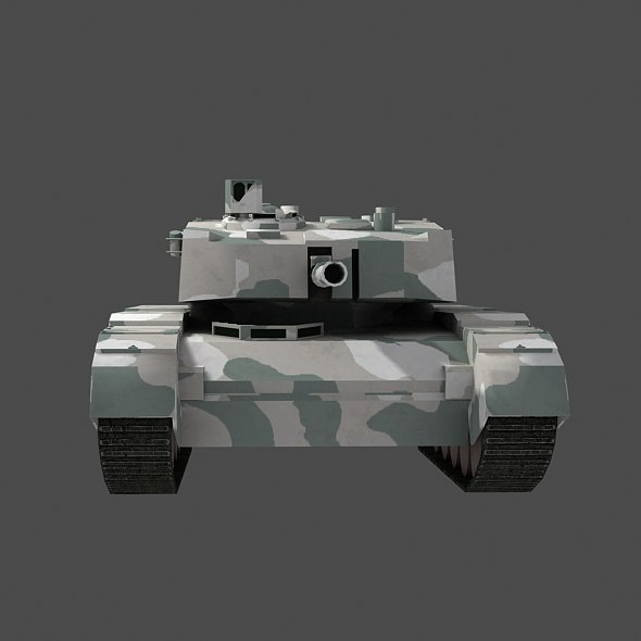 Olifant Mk1b Main Battle Tank South Africa By